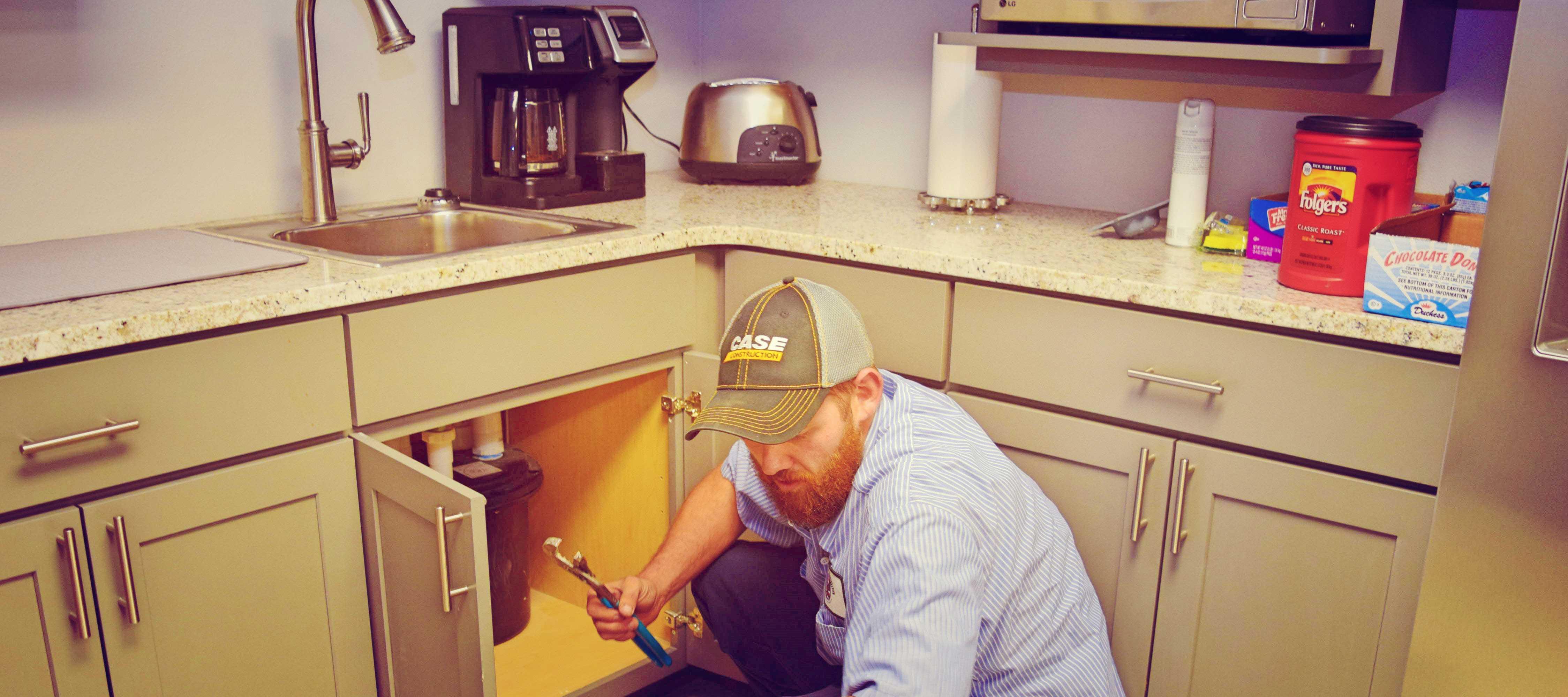 Faucet Repair - Leaky Faucet in Springfield Missouri